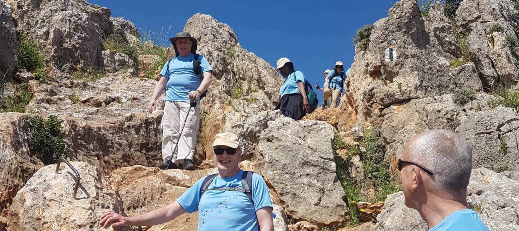 Join us for the Nazareth Challenge – 11th to 17th March 2018