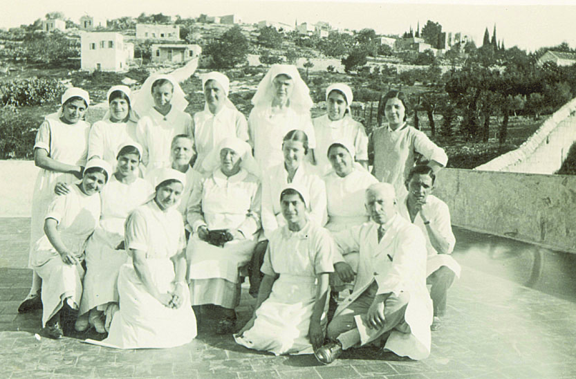 School of Nursing Founded